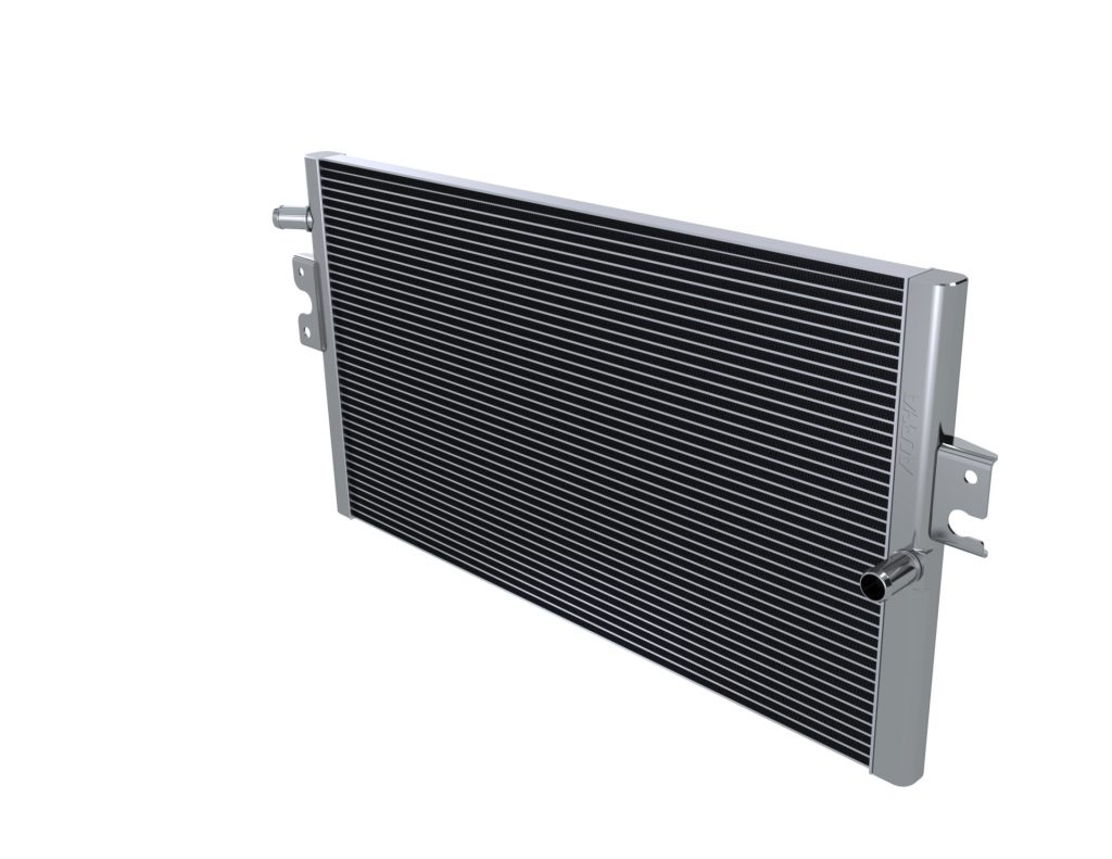 Alpha Q50 Q60 Center Heat Exchanger