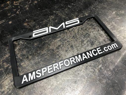 AMS License Plate Frame