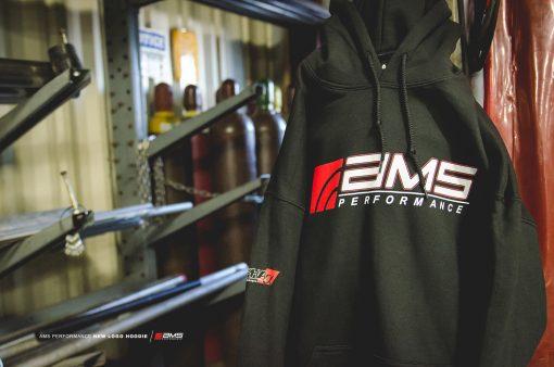 ams new logo hoodie