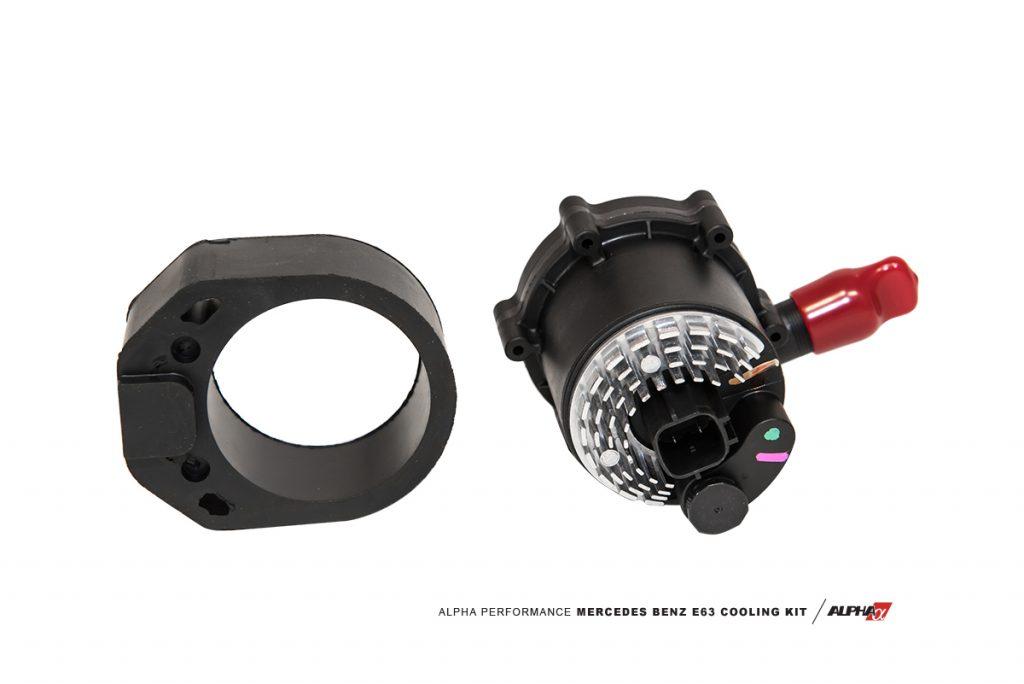 alpha mercedes benz cooling kit