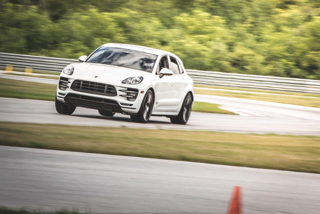 porsche macan turbo intercoolers