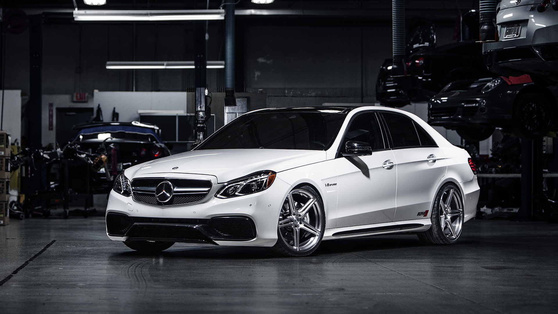 alpha performance mercedes benz e63 amg tune ams performance