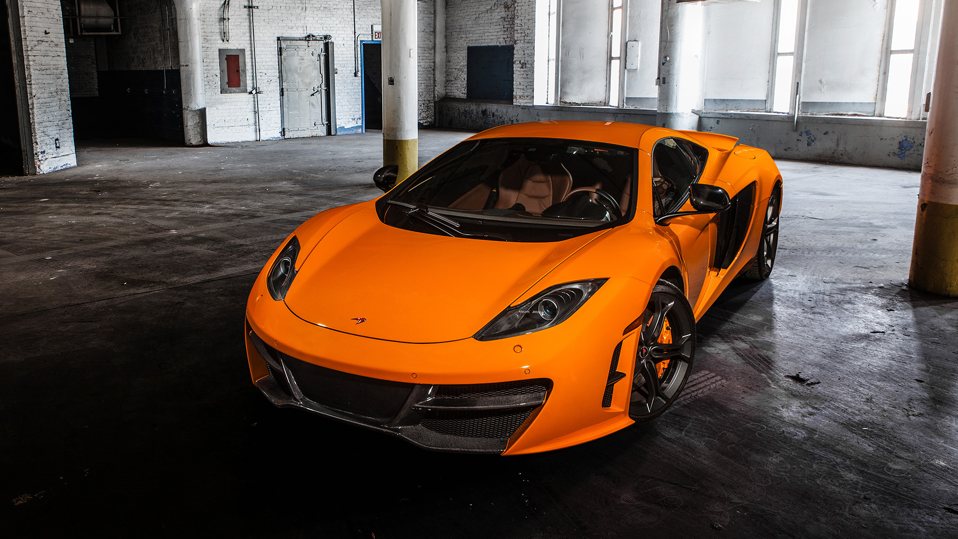 Alpha Mclaren MP4-12C Tune - AMS Performance