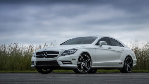 Alpha Performance - Mercedes Benz - 550 Series - 4.6L V8 - Tune - AMS Performance