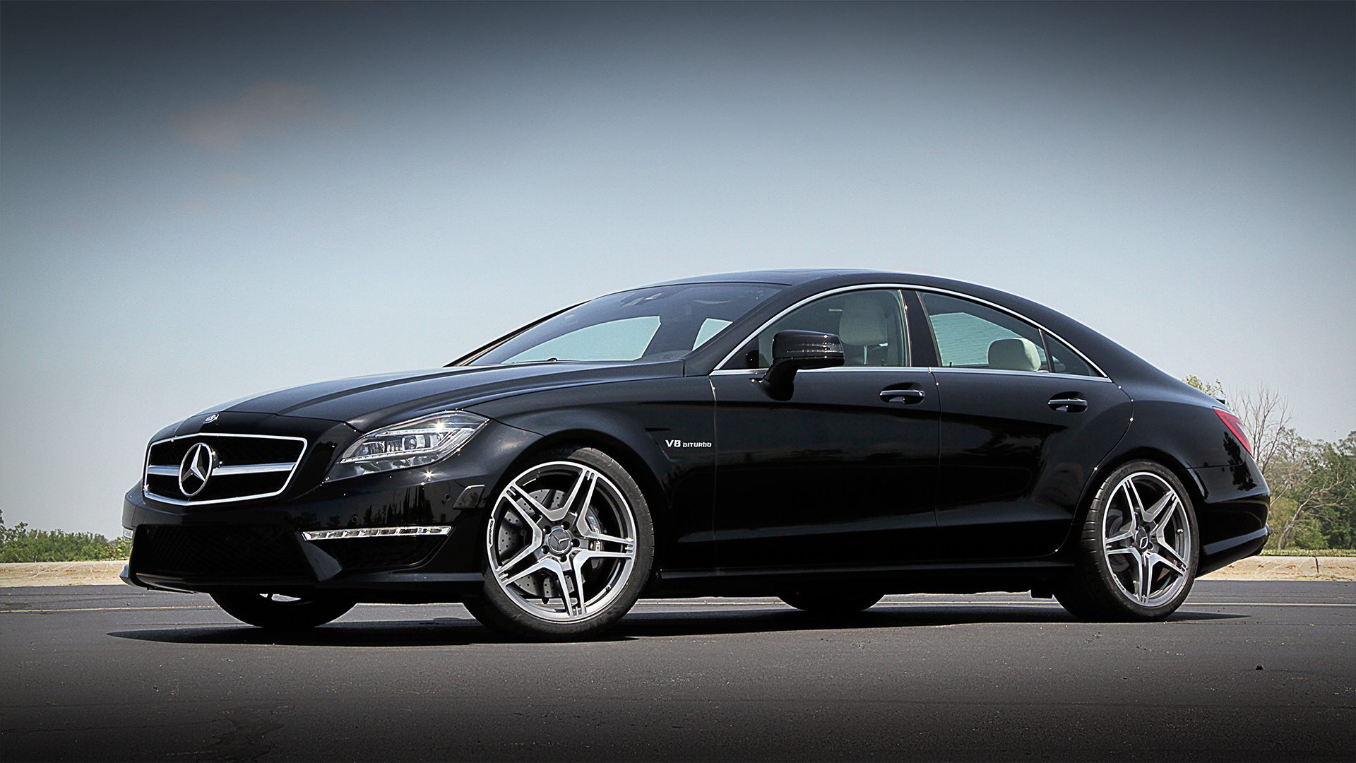 Alpha Mercedes Benz Cls63 Amg Tune Ams Performance