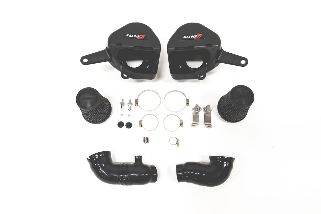 Q50 Q60 intake mods upgrade kit