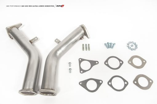 q50 q60 downpipes mods upgrade kit