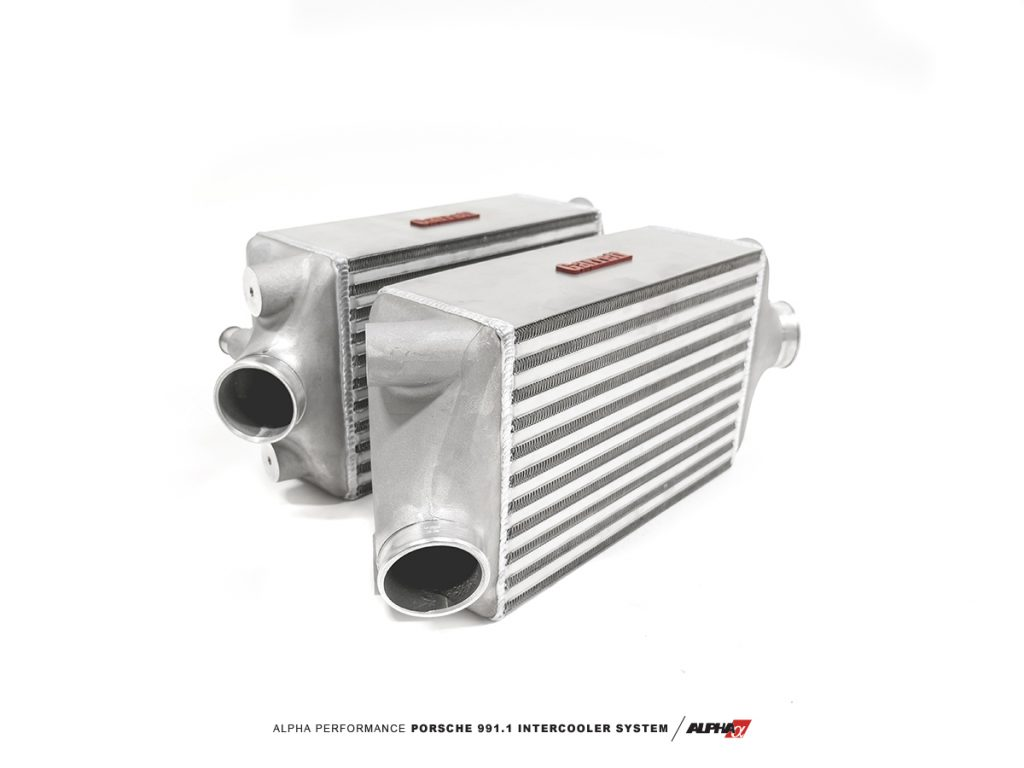 porsche 911 991.1 mods intercooler