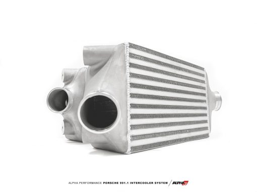 Porsche mods intercoolers Alpha performance