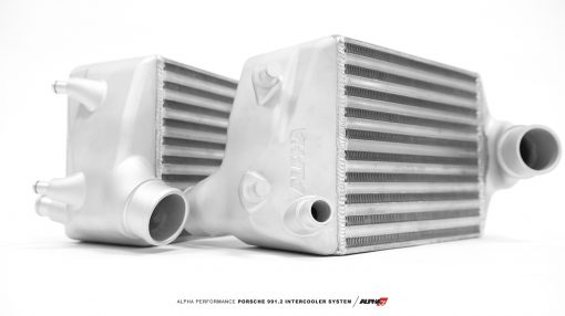 porache 991.2 carerra intercooler mods upgrade kit system