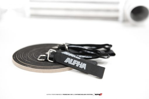 alpha porsche 991.2 intercooler mods upgrade kit system