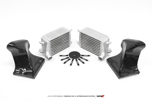 porsche 991.2 carrera intercooler mods upgrade kit system