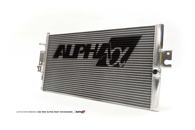 INFINITI Q50/Q60 Red Alpha Heat Exchanger