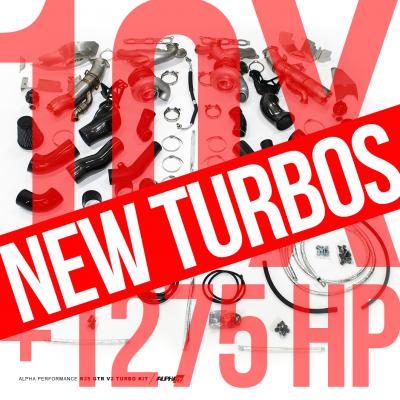 r35 gtr turbo kit