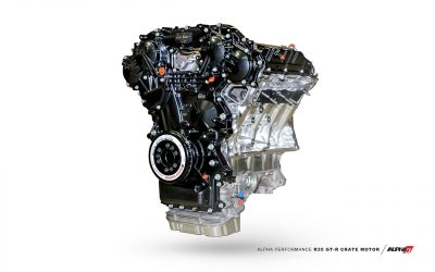 Alpha Performance R35 GT-R ENGINE ASSEMBLIES