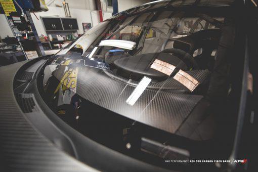 r35 gtr carbon fiber dash mods upgrade kit