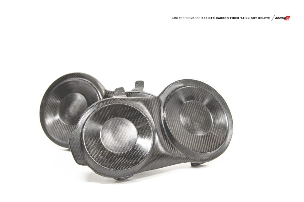 r35 gtr carbon fiber taillights mods upgrade kit