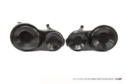 r35 gtr carbon fiber tail lights mods upgrade kit