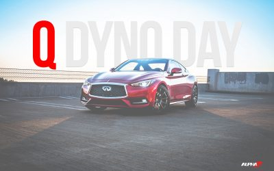 Q50 Q60 Dyno Day