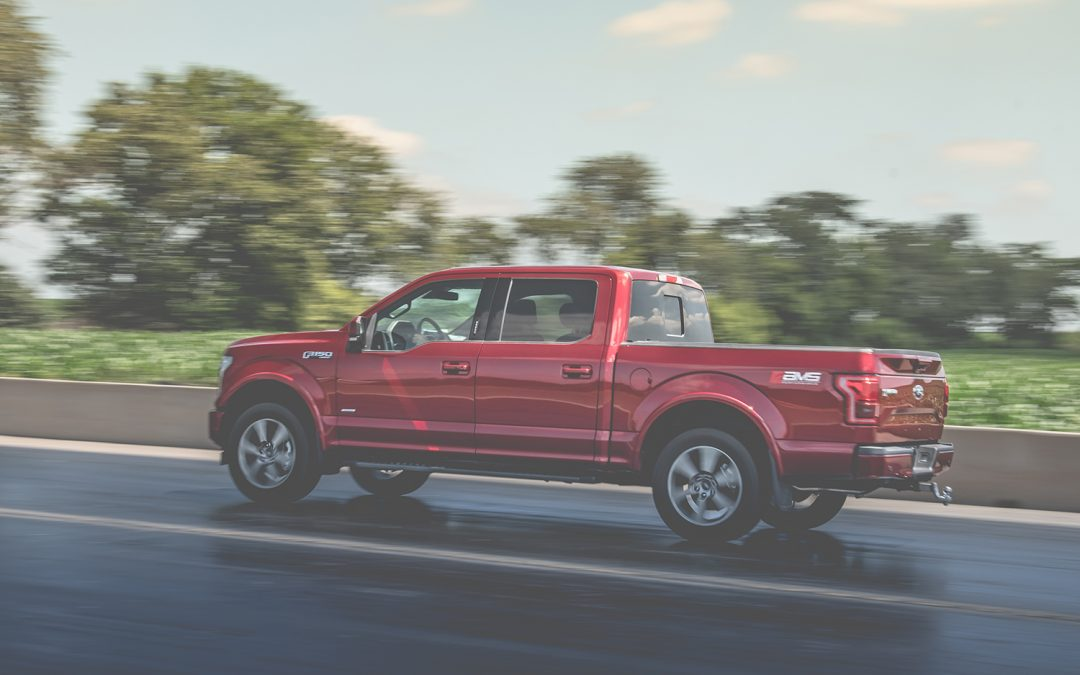 The AMS F150 Project