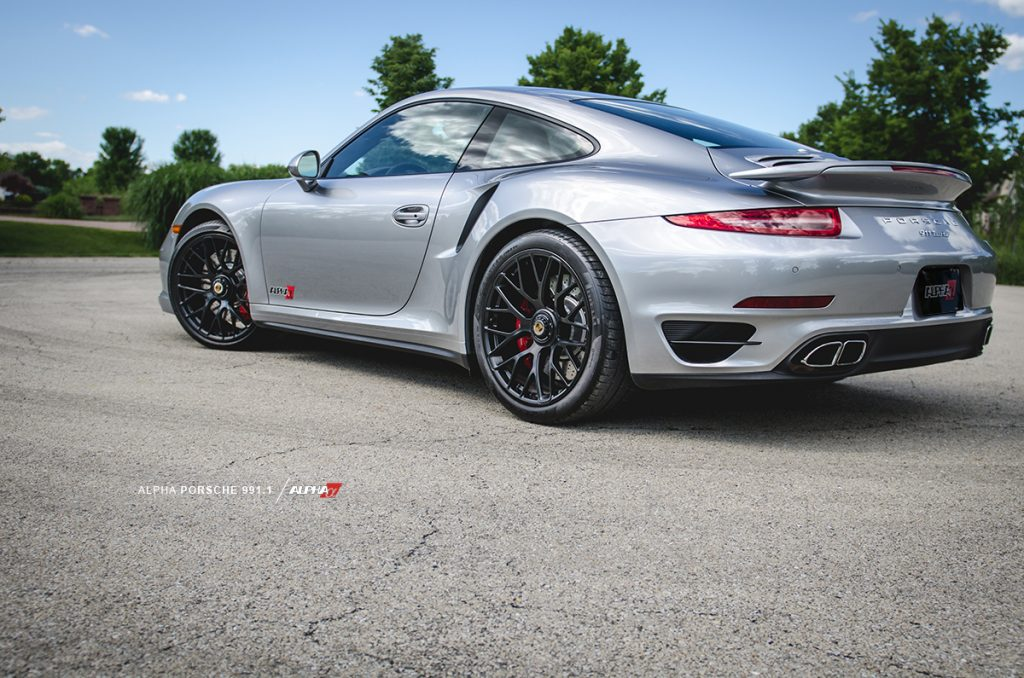 porsche 991.1 911 mods upgrade kit