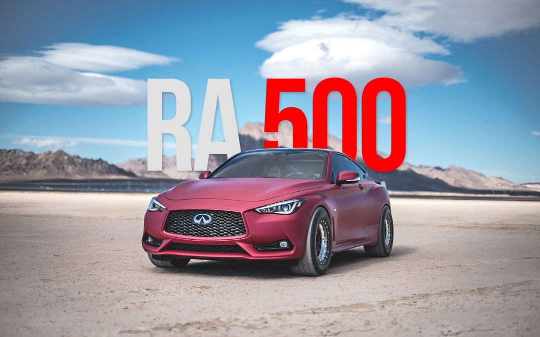 Q50 and Q60 Staged Packages