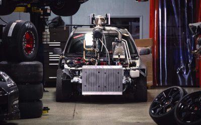 AMS' Garrett Turbo Testing