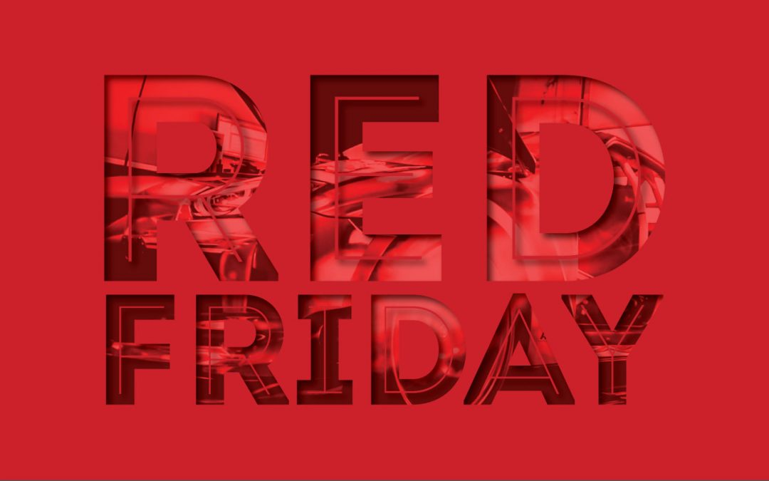 Red Friday Specials!