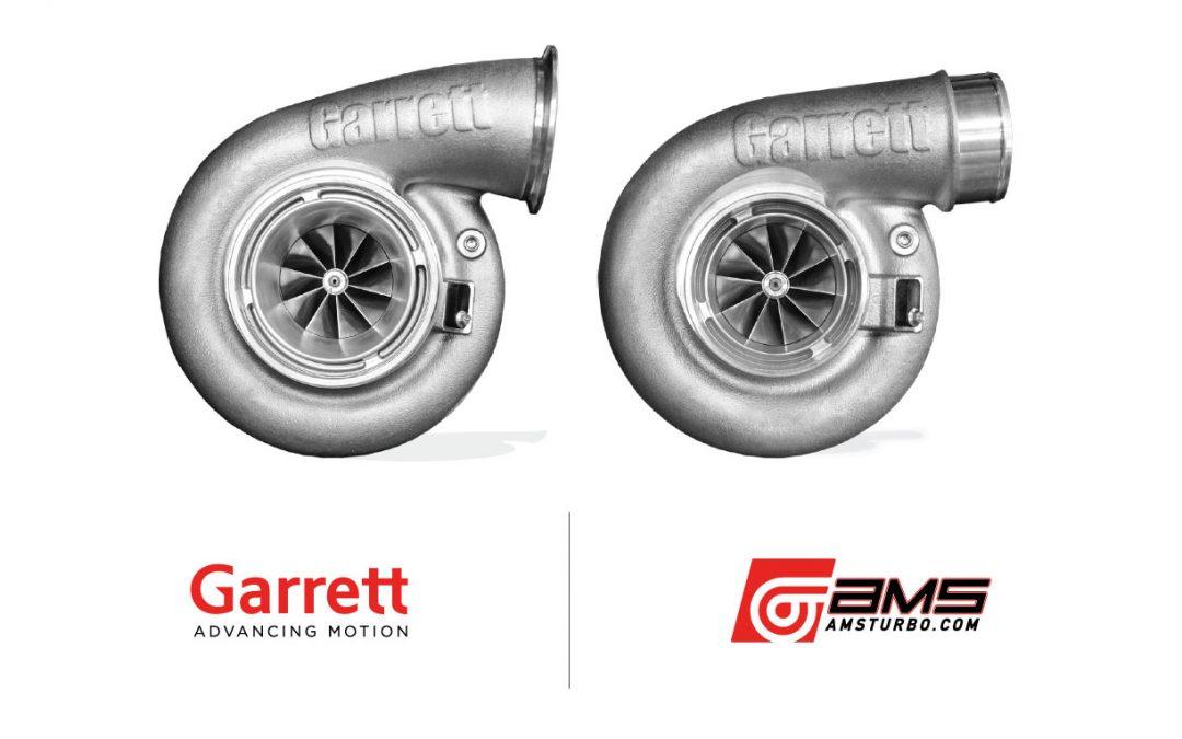 The New Garrett G42 Turbochargers