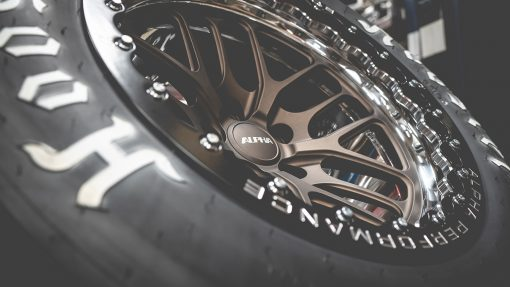 r35 GT-R drag wheel