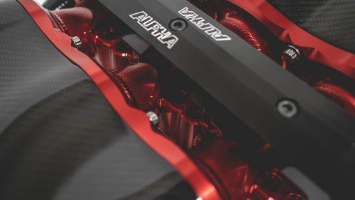 R35 GTR intake