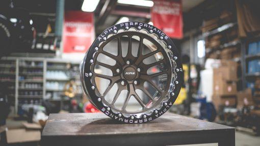 alpha r35 gtr wheel mods upgrade