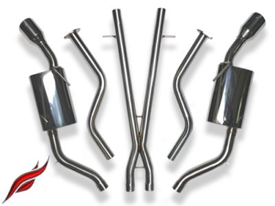 Q50 exhaust mods upgrade kit