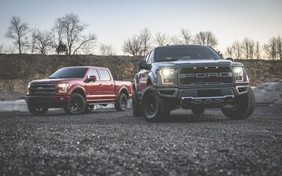 AMS F150 Performance Products