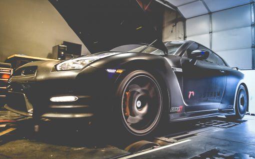R35 GTR turbo kit mods upgrade