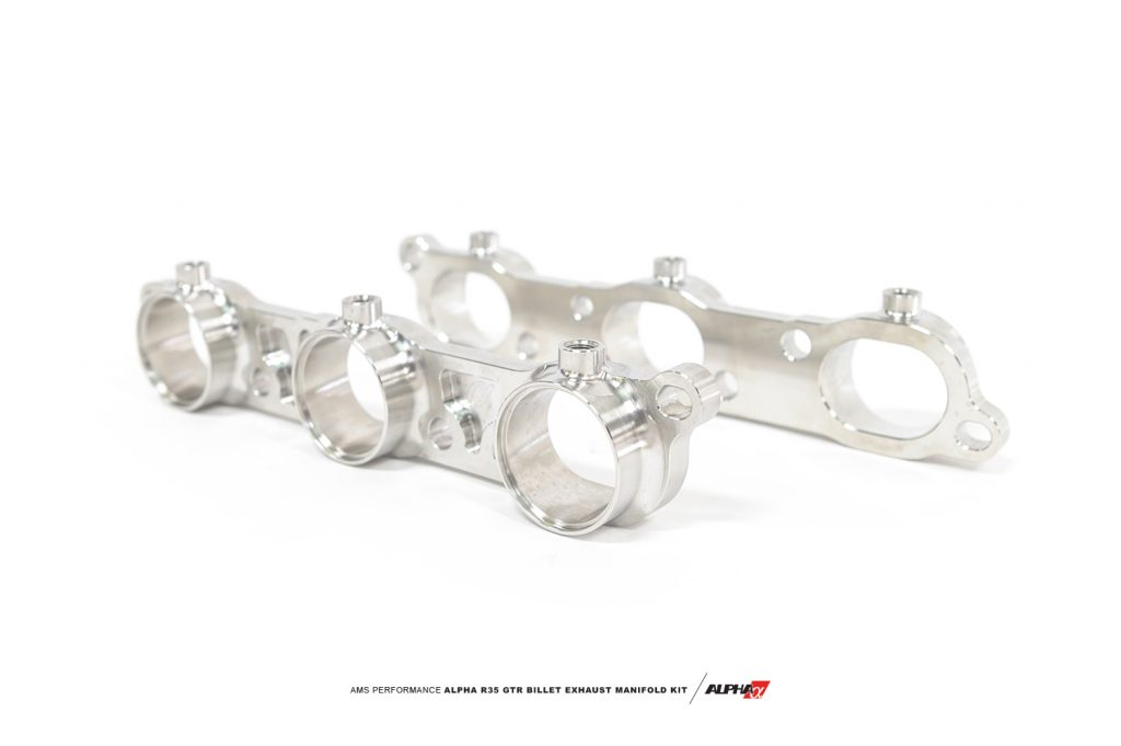 r35 gtr exhaust manifold