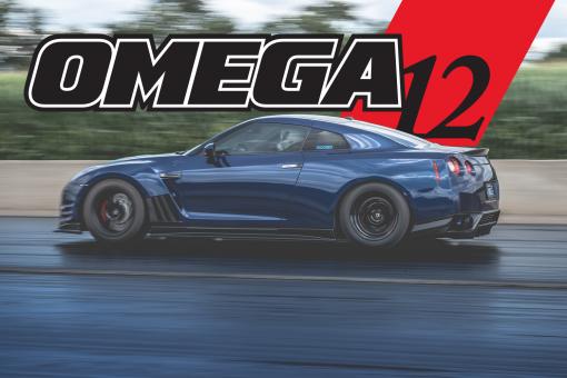 Omega 12 r35 gtr turbo kit