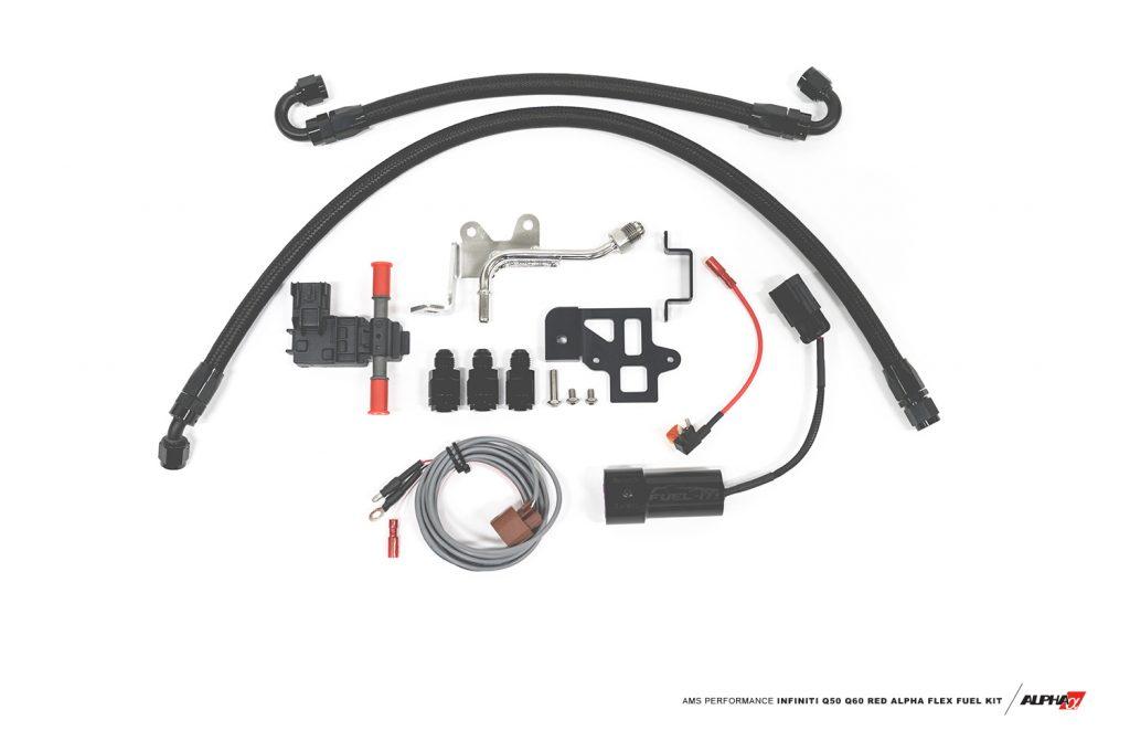 q50 q60 flex fuel kit mods upgrade