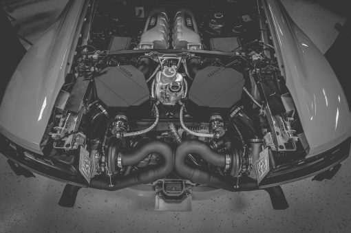 r8 twin turbo kit mods upgrade