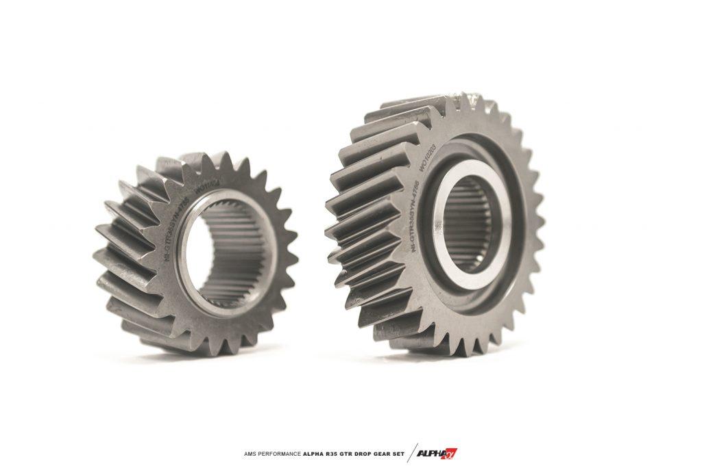alpha r35 gtr gr6 drop gears mods upgrade kit