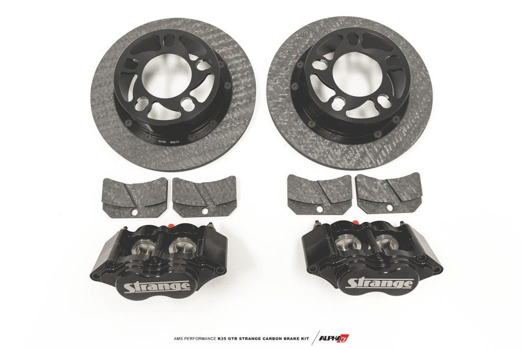 alpha r35 gtr brake kit upgrade mod