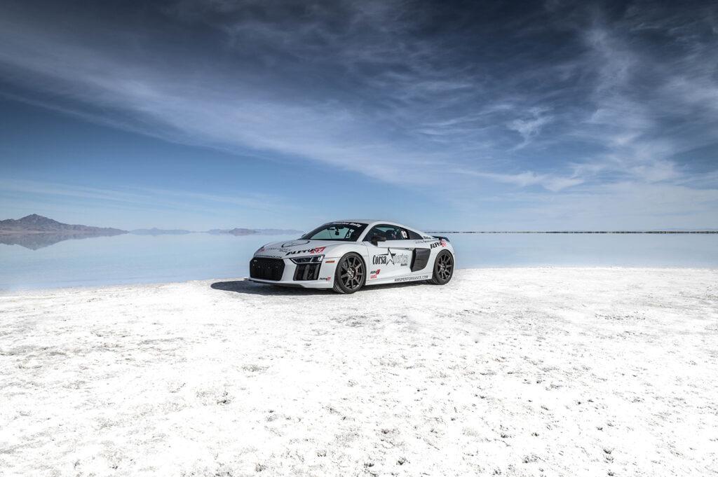 Audi r8 twin turbo