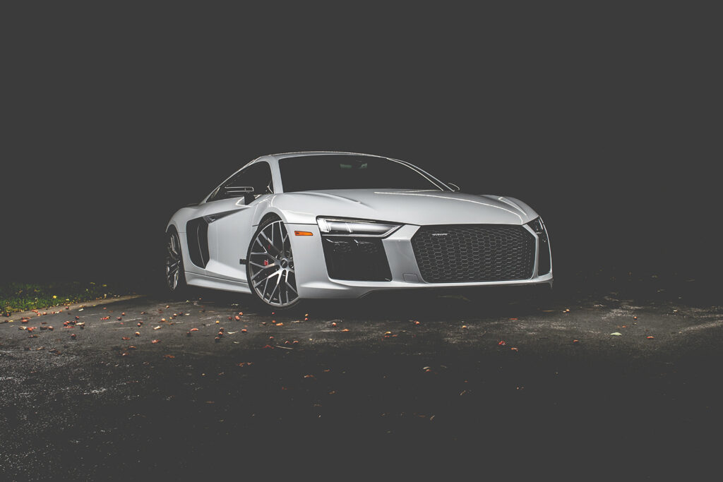 r8 turbo kit