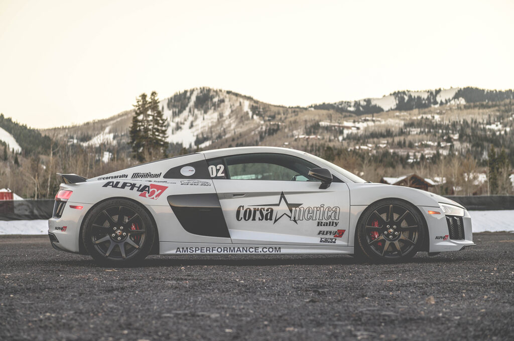 Audi R8 Turbo kit mods upgrade