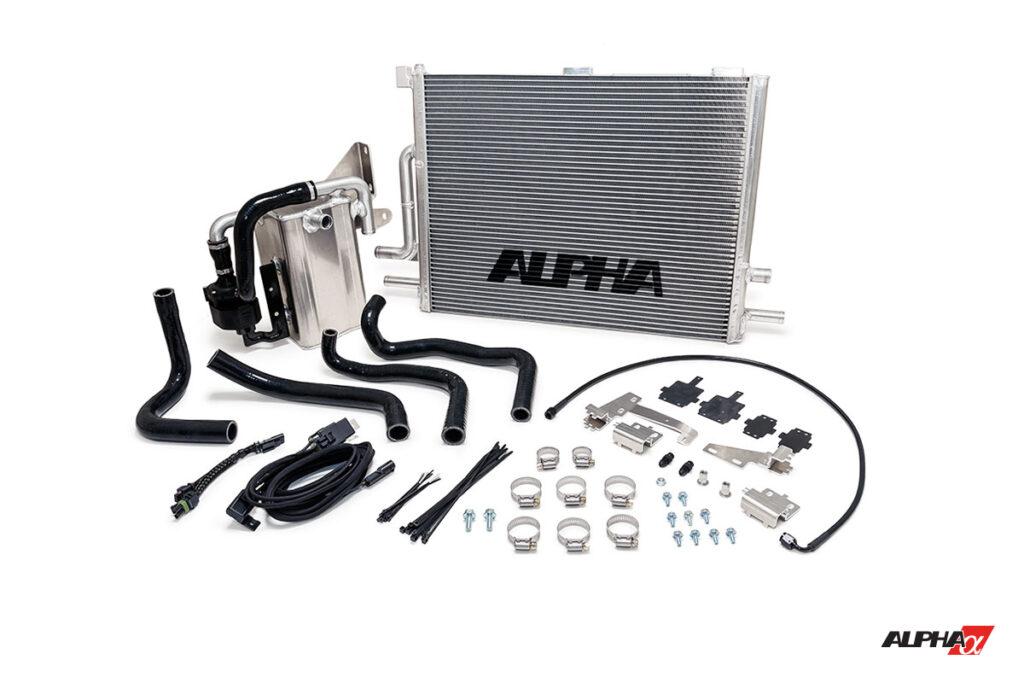 Alpha Performance Audi C7 S6/S7 Turbo Cooler System