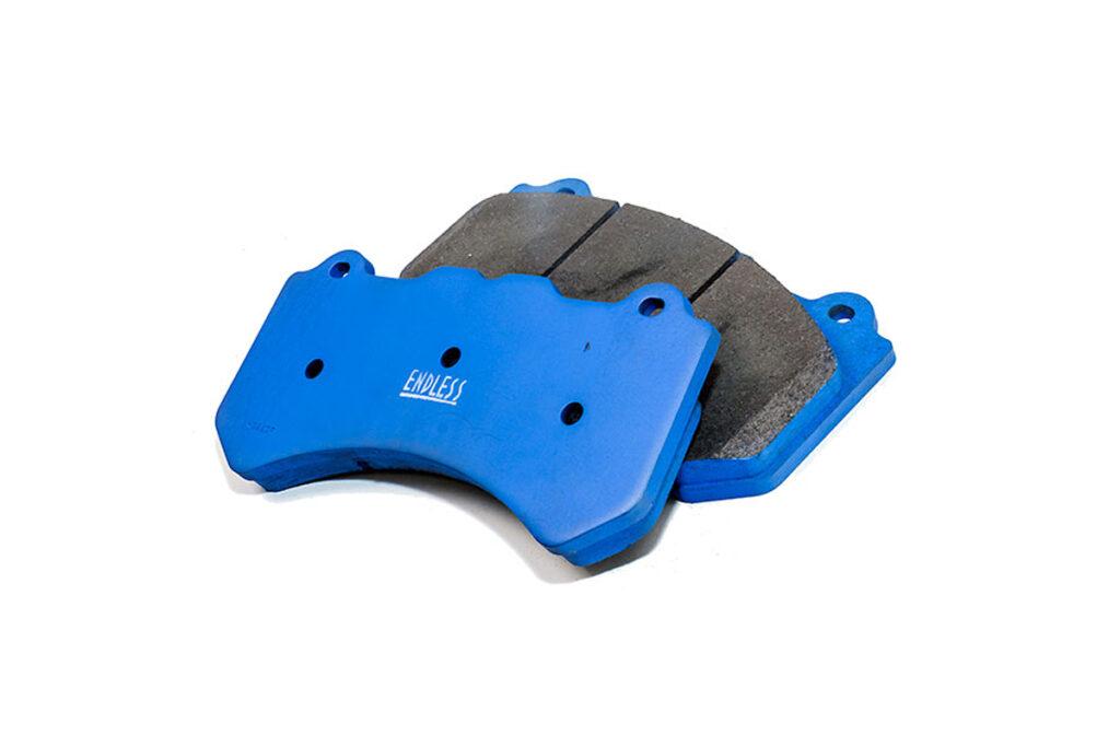 Endless MX72 Nissan R35 GT-R Brake Pads [REAR] [RCP118MX72]