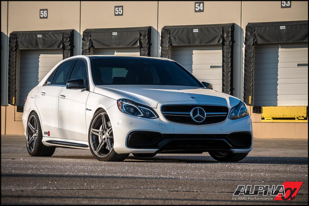 Alpha Performance Mercedes-Benz M157 5.5L Biturbo AMG Tune