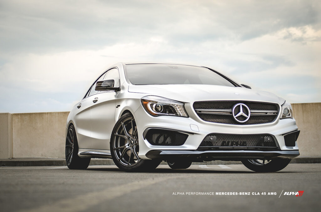 Alpha Performance Mercedes-Benz M133 2.0L AMG Tune