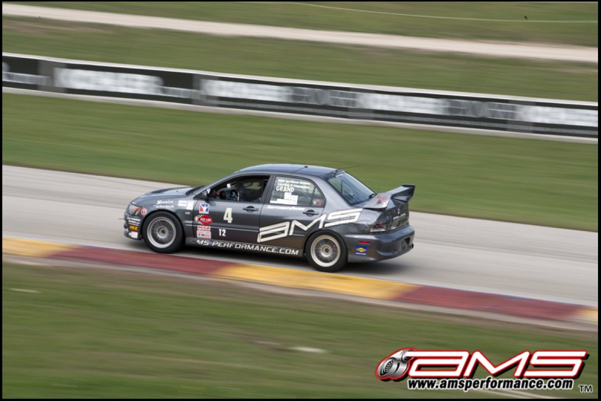AMS Performance Sponsored  SCCA T2 drive Marty Grand