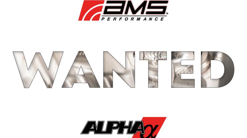 AMS job wanted